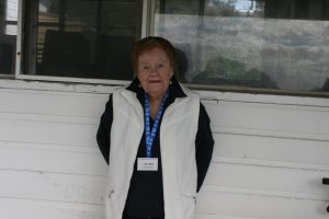 Picture of local resident Jean Male