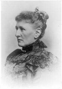 Portrait of Elise Etzensberger