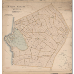 A map of Mount Martha Estate from 1891